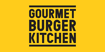 Gourmet Burger Kitchen logo